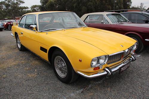 1968 Maserati Mexico 4700 Coupe | The Mexico was a 4 seat ...