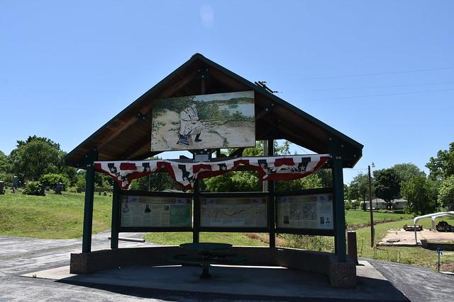 Civil War Site - Hartville, Missouri