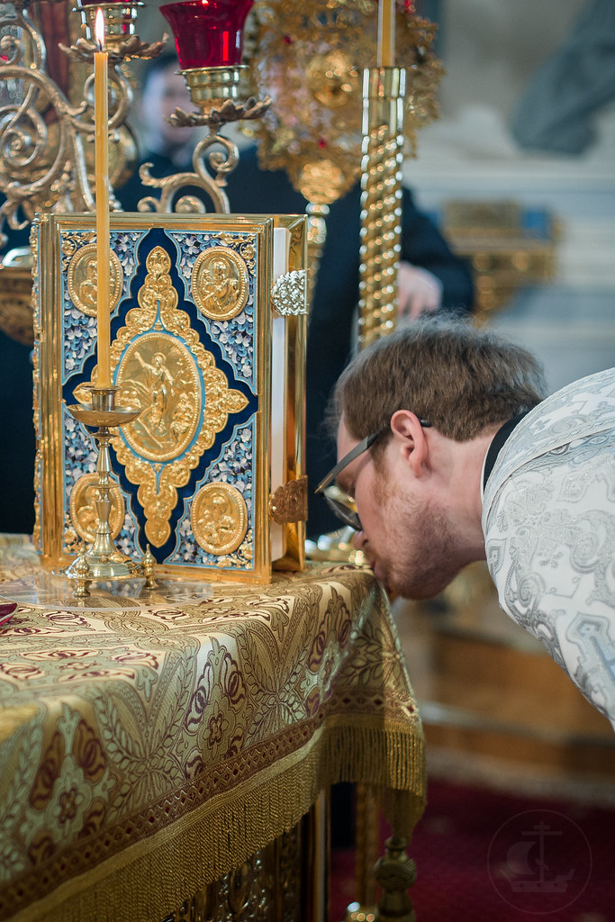 9 июня 2018, Литургия. Хиротония во диакона Михаила Проходцева / 9 June 2018, Divine Liturgy. The ordination to the diaconate of Michael Prokhodtsev