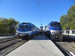 20161011 11 AMT trains, Gare Lucien-L'Allier