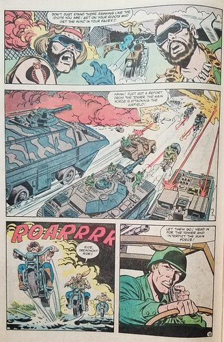 G.I.Joe Issue 30 Let them go | by yorktownjoe