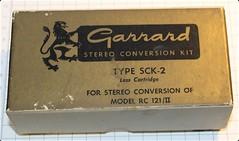 Garrard Stereo Conversion Kit SCK-2