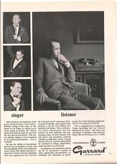 Garrard Adv Sinatra