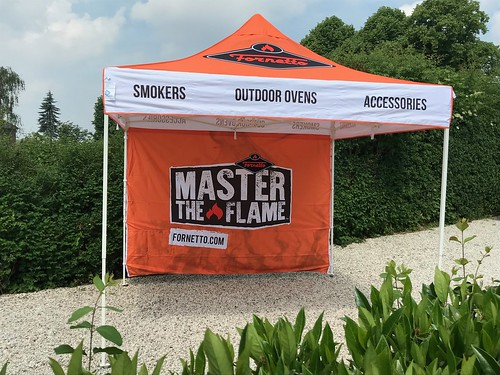 BBQ Tent - Promotie Tent | by Quick Folding Tent