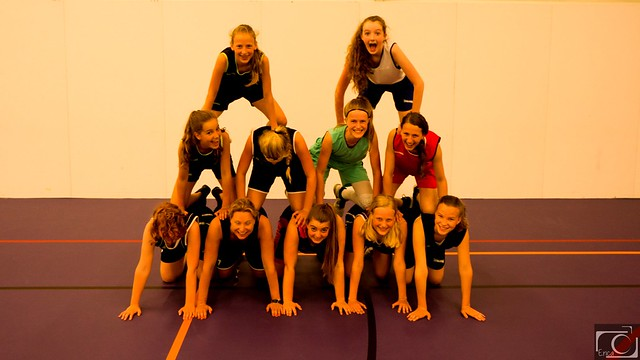 VU14 teambuilding oefeningen