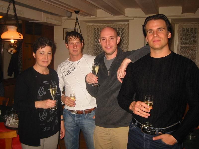 Aufstieg in Verbandsliga - 05.05.2004