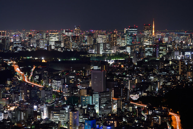Come on Tokyo, light my fire!