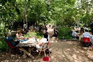 2017 - Open Square Garden - Saturday - Dalston East Curve Garden-7122 | by Out To The Streets