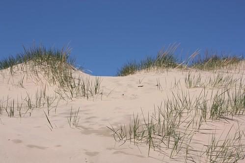 stpetersharbour stpeters pei canada sky blue dune sanddune grass