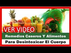 Remedios Caseros Para Desintoxicar El Cuerpo, Alimentos Para Desintoxicar El Cuerpo