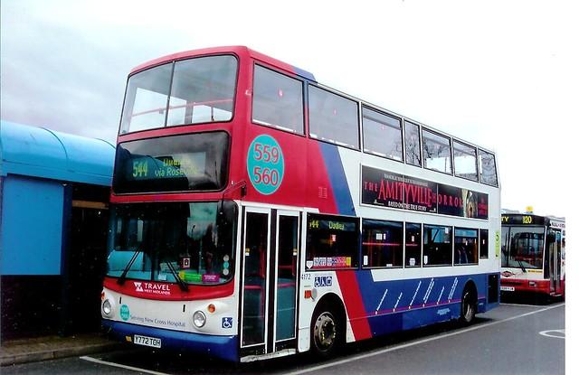Travel West Midlands 4172 (WN)
