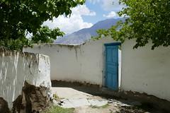Vrang / Вранг (Tajikistan) - Village lane