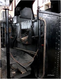 Museo del Ferrocarril 3. railway Museum 3. Ponferrada.