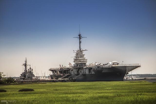 USS Yorktown CV 10 - Patriots Point, Mount Pleasant (South Carolina)