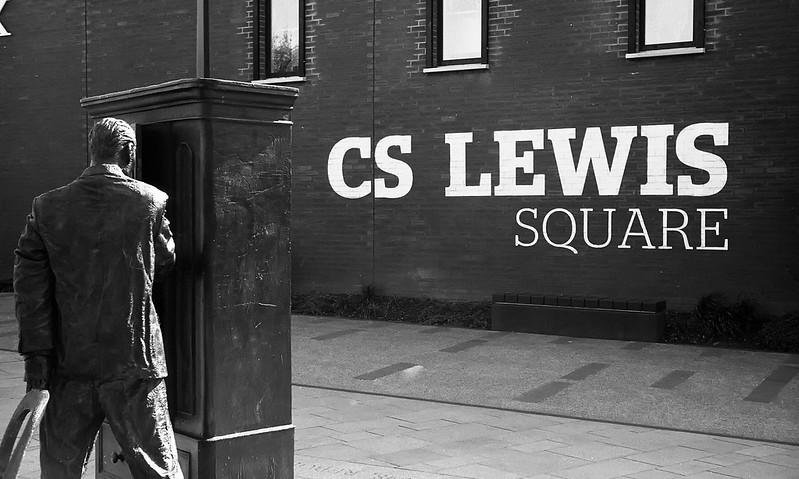CS Lewis statue, Belfast