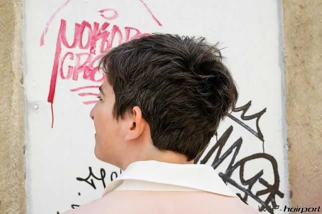 Haircut by Cláudia