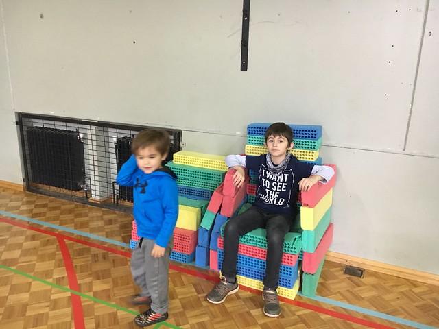 1805 - 30 Actividad deportiva Kindergarten