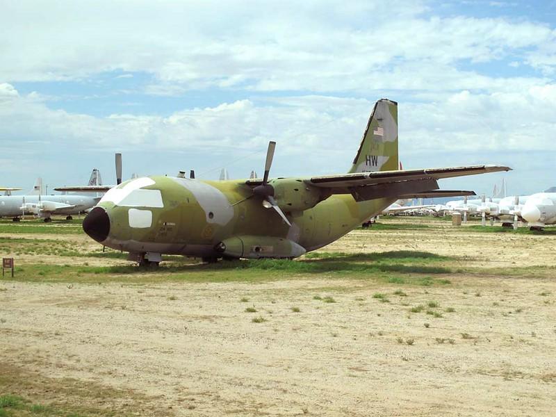 Alenia C-27A Spartan 1
