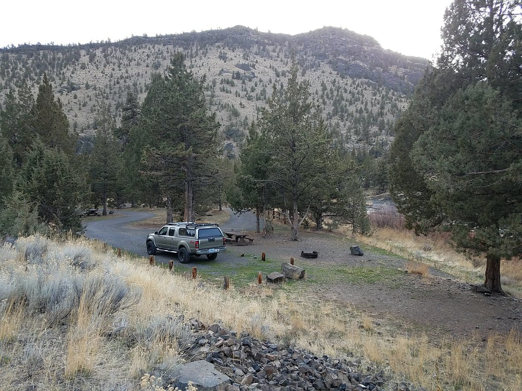 Lone Pine Campground - Lower Crooked | Welcome to the Lower
