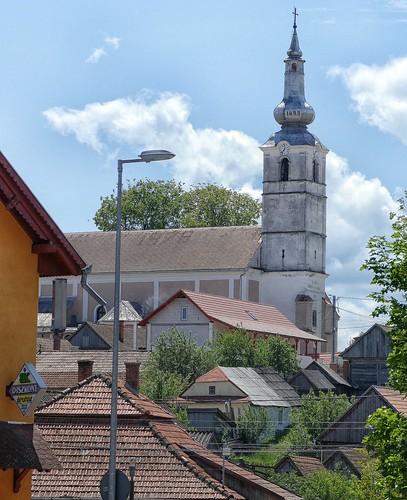 rumänien harghita katholisch church kirche