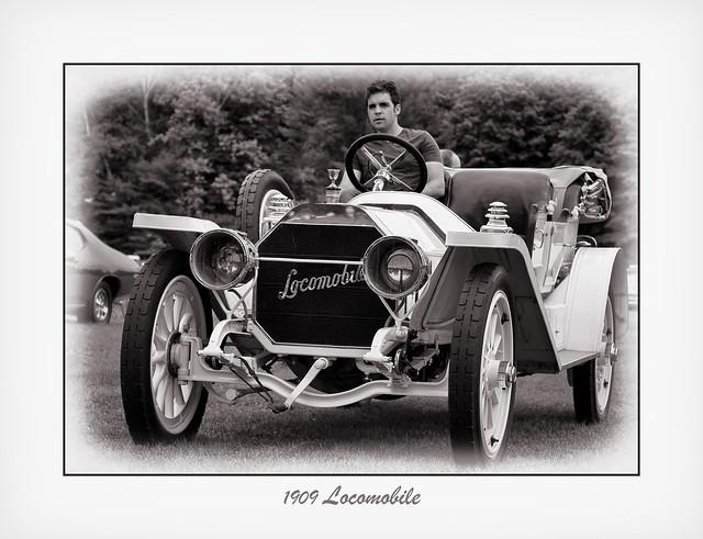 ~ 1909 Locomobile ~