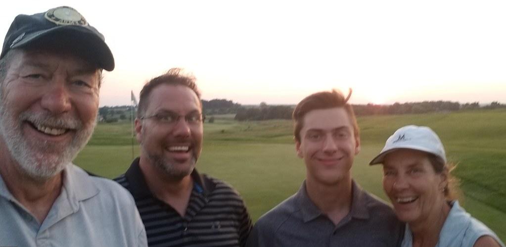 Sun, 06/17/2018 - 20:29 - Golf