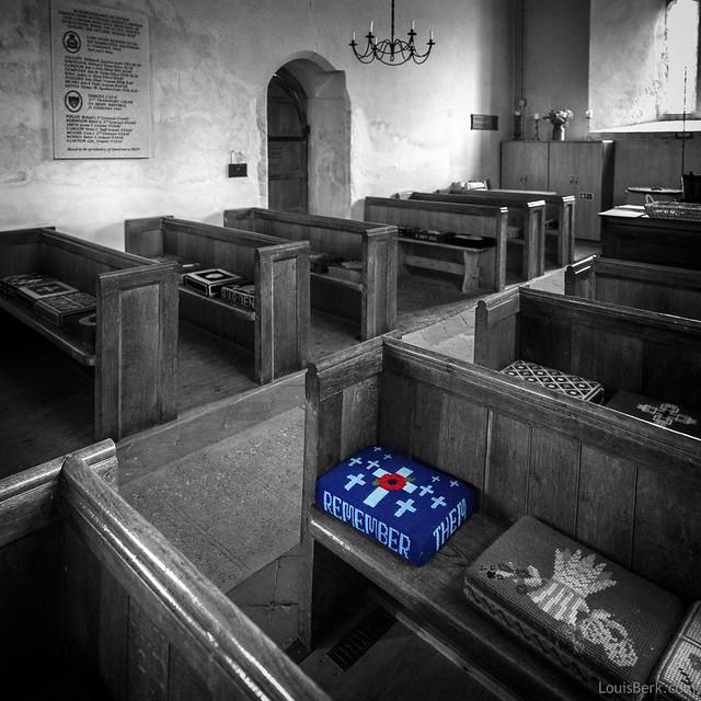 Upwaltham Church, West Sussex