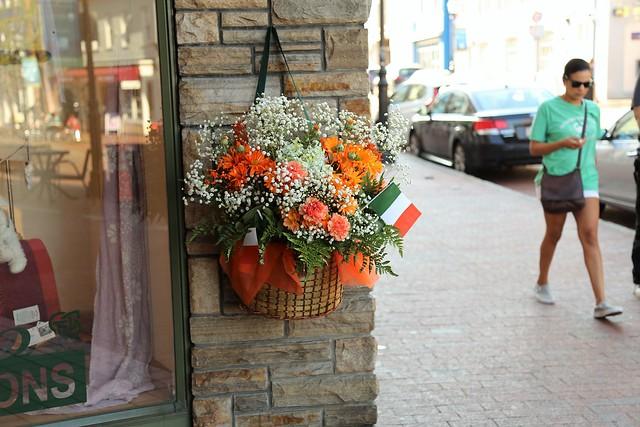 May Flower Basket