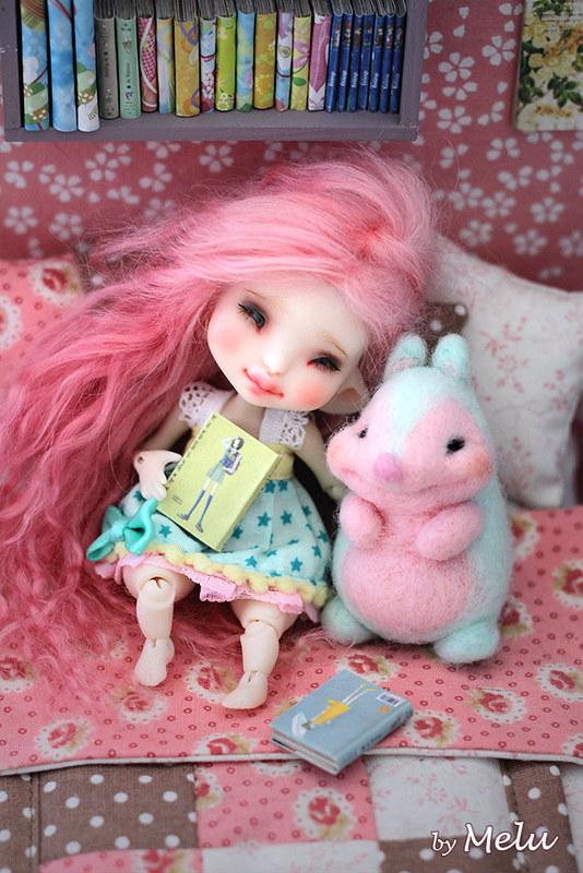 Vente krot Dust of dolls - avec make up Viridian House 40897709810_d4aa1f828a_c