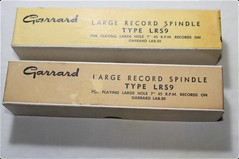 Garrard Large Record Spindle LRS9