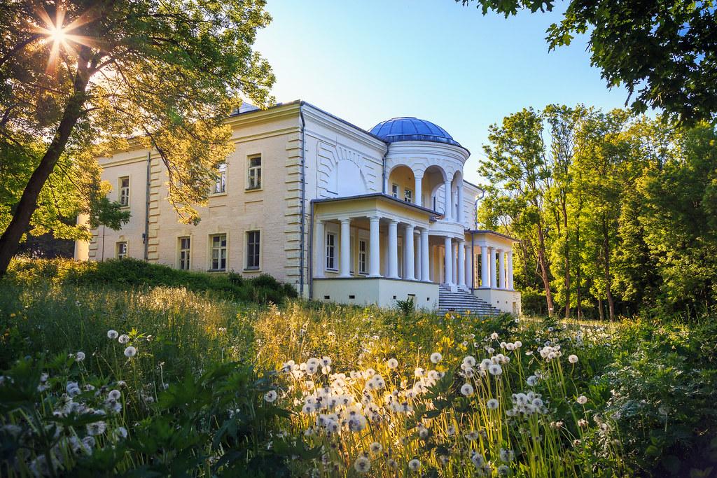 Palna-Mikhailovka estate
