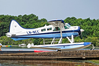 LN-NCC - De Havilland DHC-2 Beaver | by dylan3300