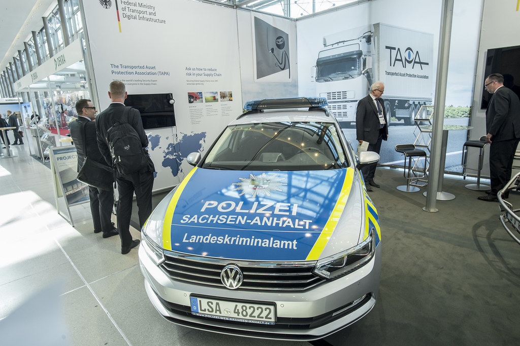 Exhibition Stand Transport : Transport asset protection association exhibition stand flickr