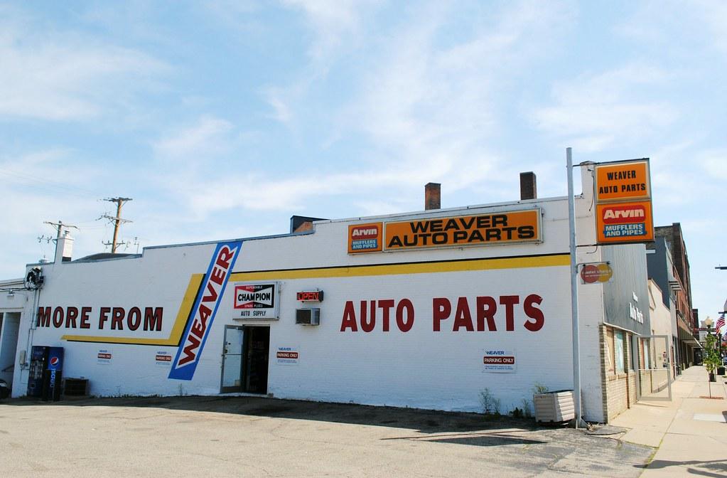 Weaver Auto Parts >> Weaver Auto Parts Portage Wisconsin Cragin Spring Flickr