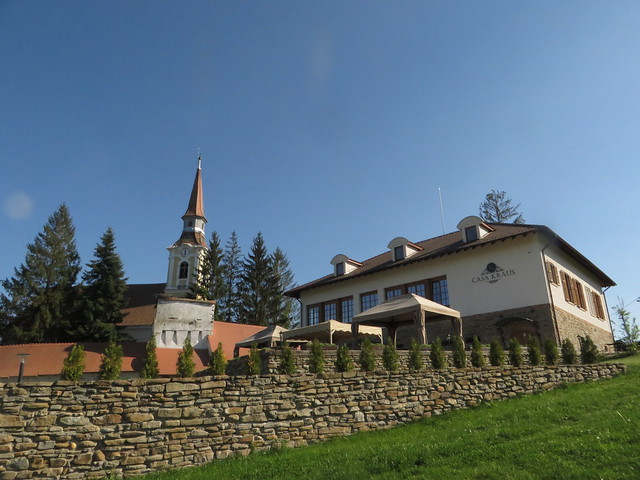 Crit, Romania