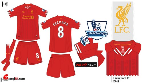 2013-14 Liverpool h | by erojkit.com