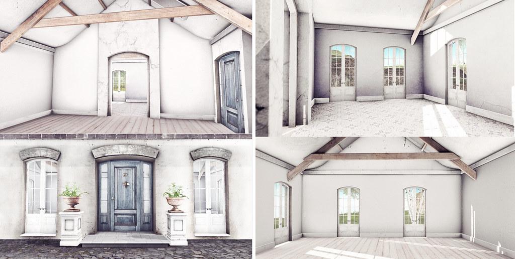 ionic : C'est la vie RARE : Le Cottage