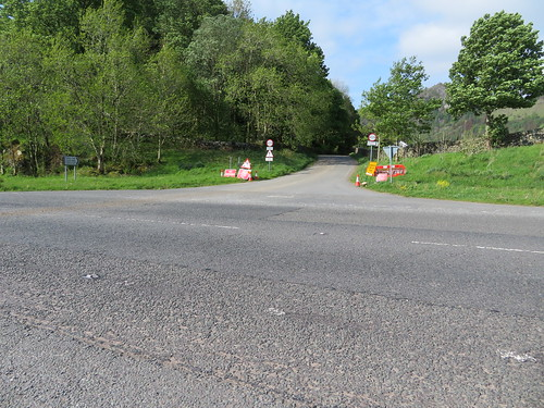 1 - Forestry warning signs on the A591 | by samashworth2