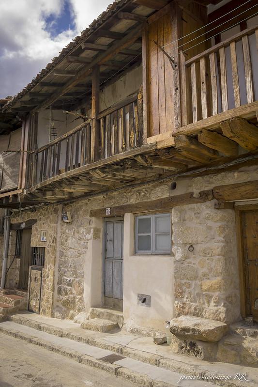 Piedralaves. Arquitectura popular
