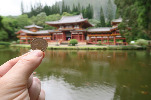 The real Byodo-in is on the back of the 10yen coin | by chadkoh