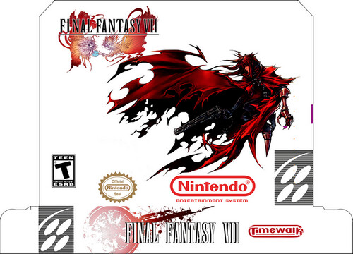 FFVII-Front | by lepine16
