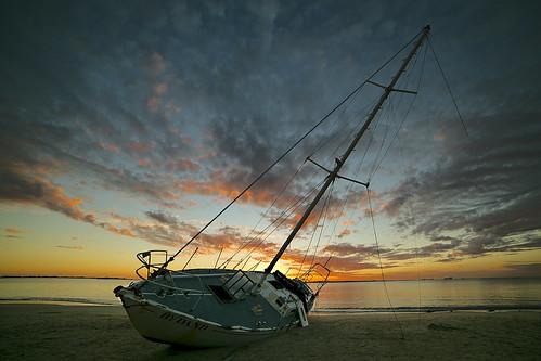 61403327236 d810 nikon nikond810 ©markmcintosh macr237gmailcom markmcintosh outdoor sunset beach ocean sea shore water abandoned broken samyang14mmf28ifedumclens australia wa westernaustralia nikongpsunitgp1a rockingham runaground shipwreck