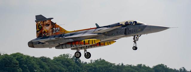 Czech Air Force JAS Gripen 39C