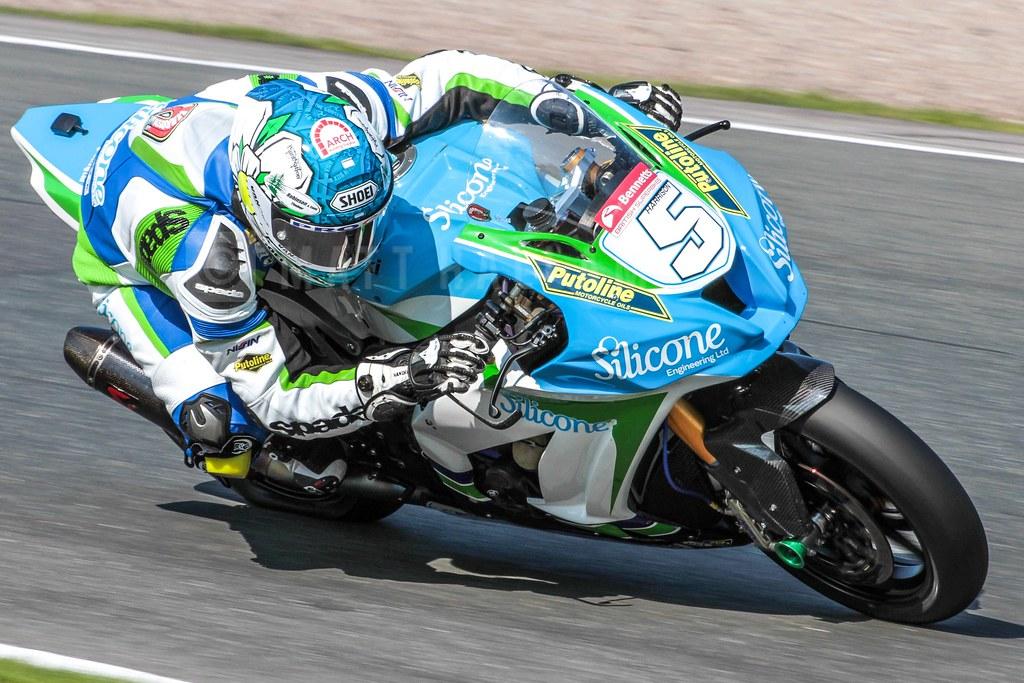 Dean Harrison - Silicone Engineering Racing - Kawasaki ZX-…   Flickr