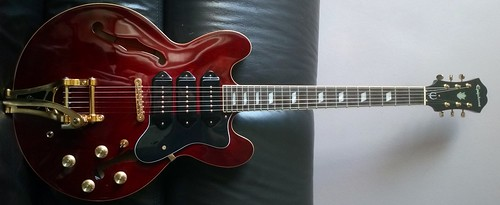 Epiphone Riviera Custom P-93 | by Fullmoon1971