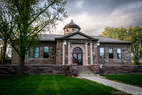 Carnegie Library | by Go See Do Photos