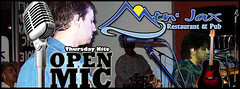 MtnJax Open Mic Nite Cover