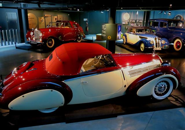Riga Motor Museum, Latvia