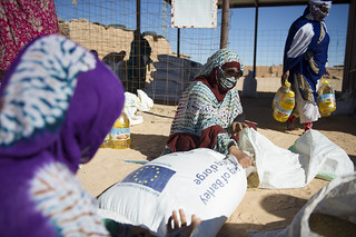 Forgotten refugee crisis: Sahrawi refugees in Algeria | by EU Civil Protection and Humanitarian Aid Operation