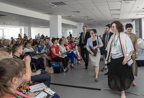 Ambassador Yovanovitch at the Ministry of Health Champion Primary Health Reform Forum, June 14, 2018